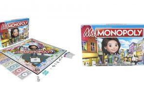 Monopoly stworzyło wersję gry, w której to kobiety zarabiają więcej!