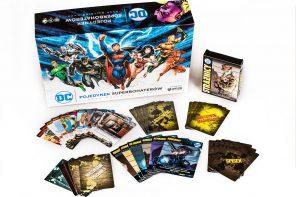 POJEDYNEK SUPERBOHATERÓW DC  Gra karciana w uniwersum DC Comics!