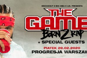 koncert the game w progresji