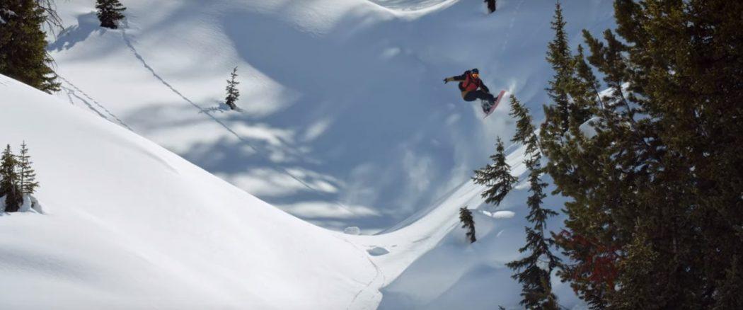 filmy o snowboardzie