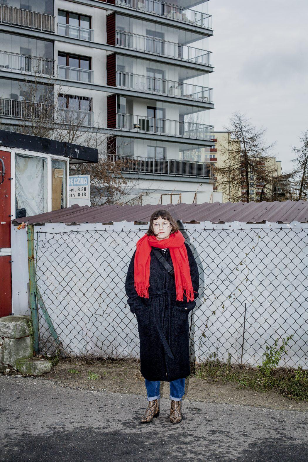 Natalka Suszczyńska aktivist 2020