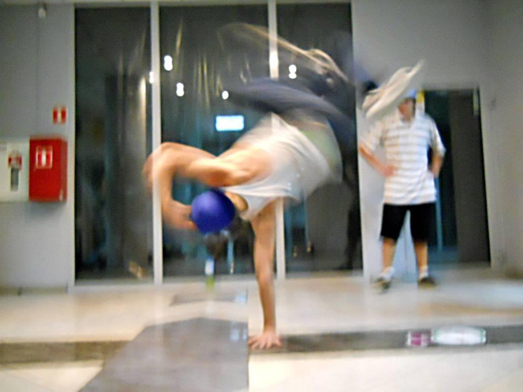 breakdance Unity Studio