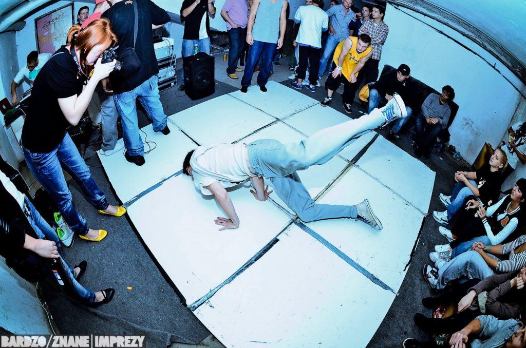 reportaż breakdance polska