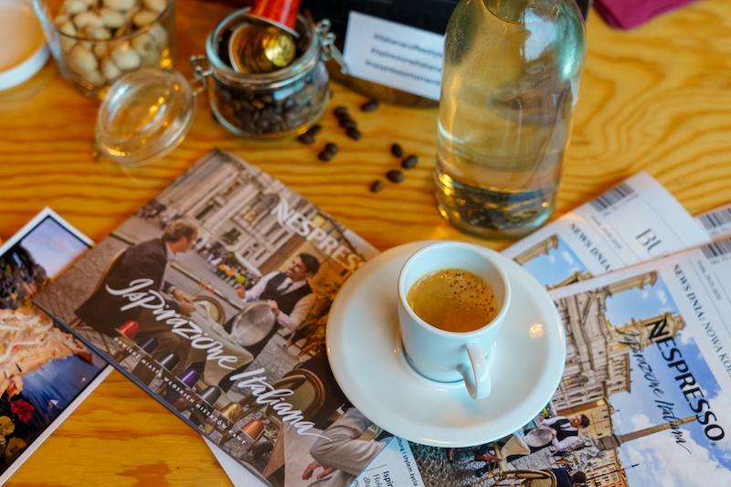 nowe kawy nespresso