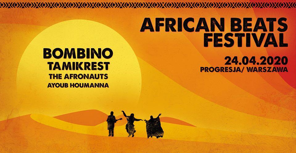 festiwal african beats