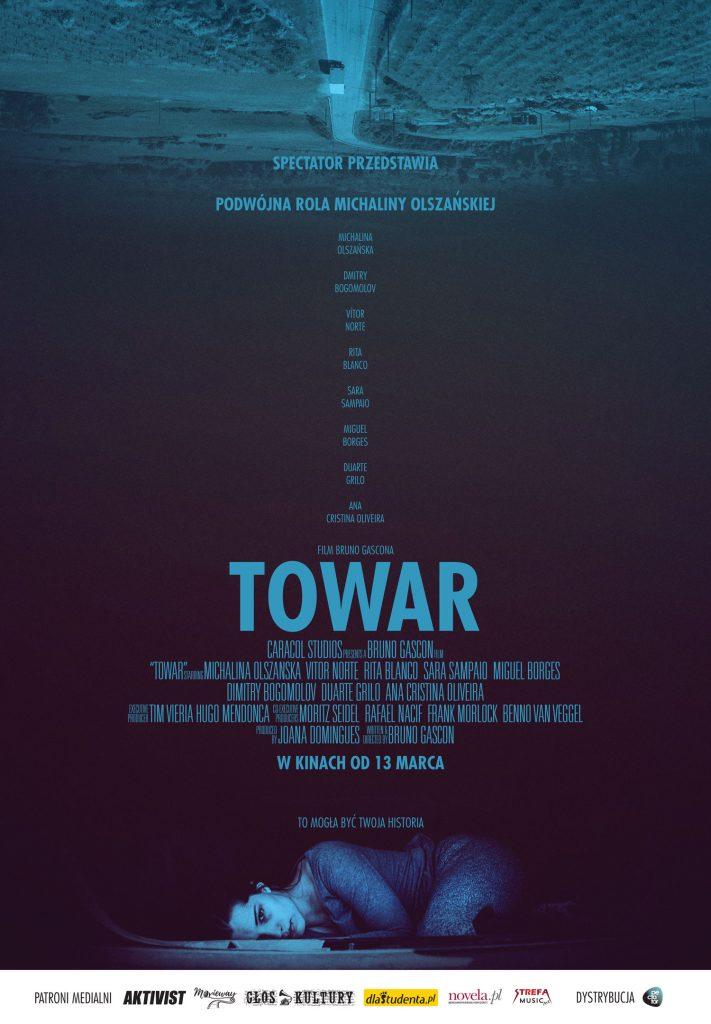 towar film plakat