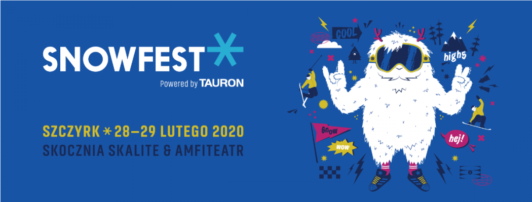 SnowFest Festival Powered By Tauron 2020 lineup