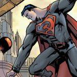 """""""Superman: Czerwony syn"""" recenzja komiksu"""