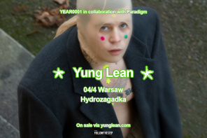 YUNG LEAN wraca do Polski!