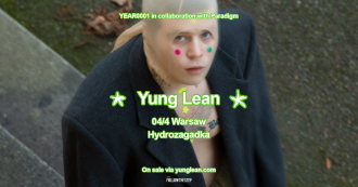 yung lean hydrozagadka