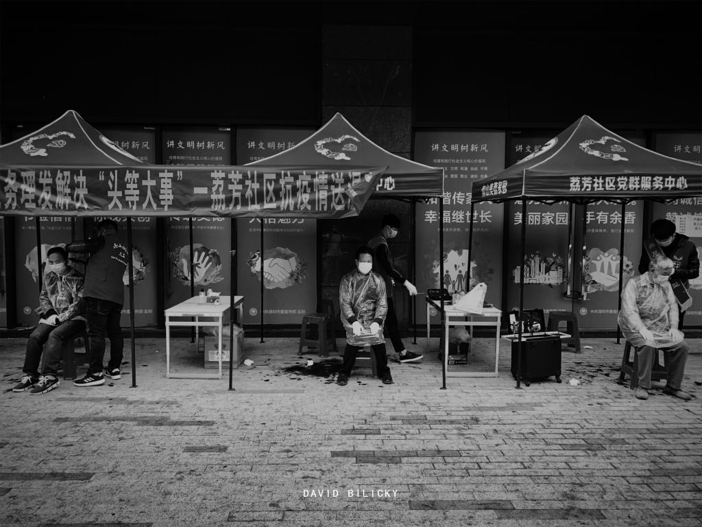 koronawirus w chinach zdjęcia
