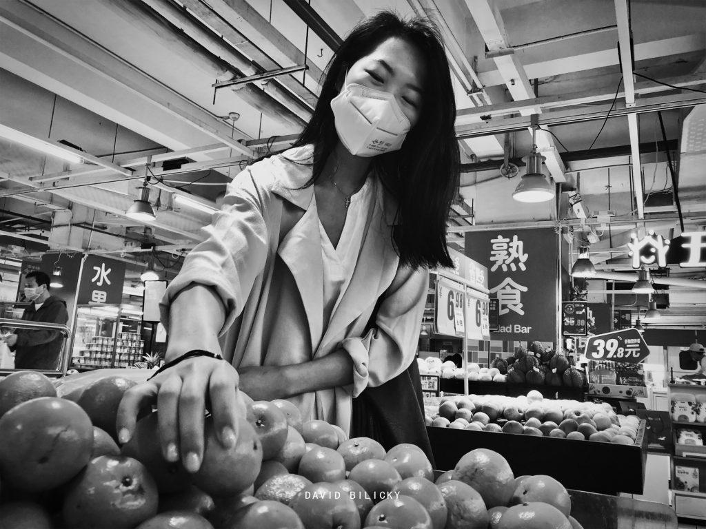 kwarantanan w chinach zdjęcia