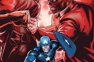 recenzja komiksu kapitan ameryka