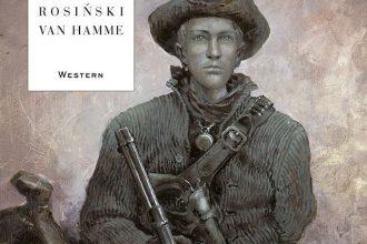 rosiński western komiks