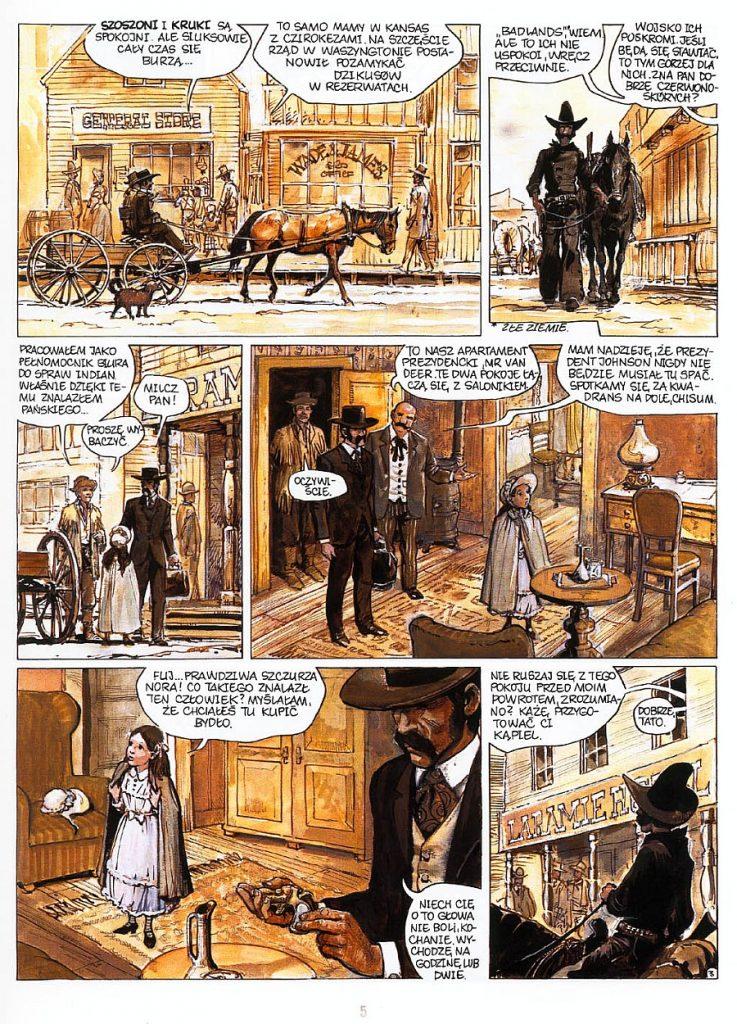 van hamme rosiński komiks