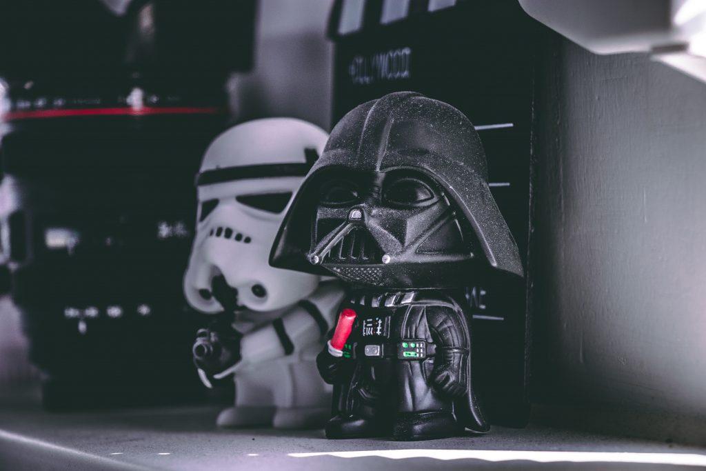 gwiezdne wojny maska