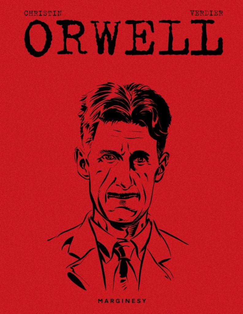 orwell komiks biografia