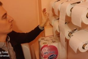 Max Björverud papier toaletowy