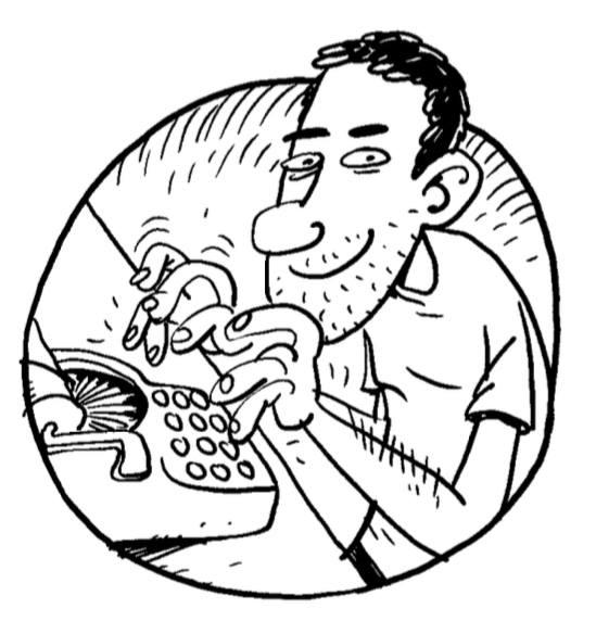 aktivist z domu jeż jerzy