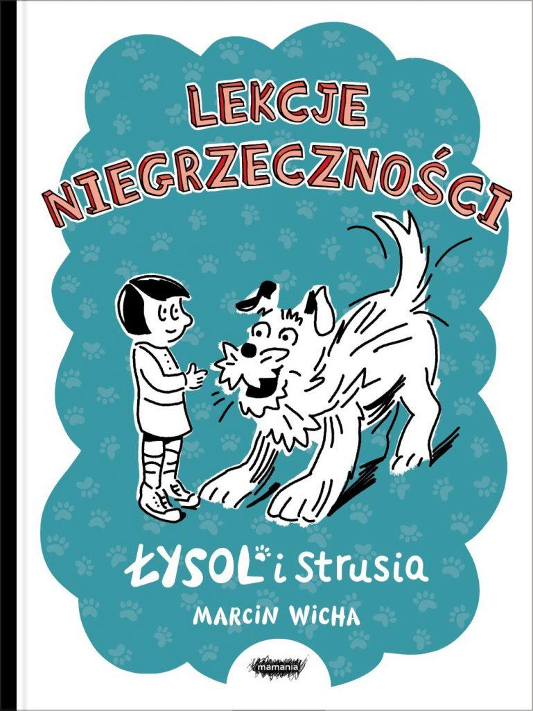 """""""Łysol i Strusia: Lekcje Niegrzeczności"""""""