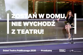 nowy teatr dzień teatru publicznego 2020