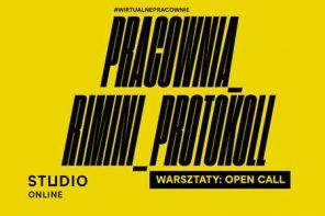 PRACOWNIA_RIMINI PROTOKOLL 2020