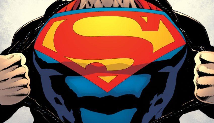 """""""Superman – Rok pierwszy"""":"""