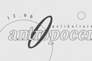 wystawa: antropocen