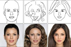 generowanie zdjęć deep face