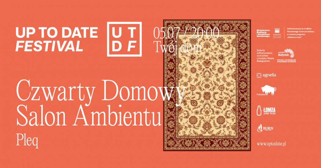 up to date domowy salon ambientu