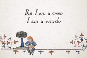 creep w stylu średniowiecznym