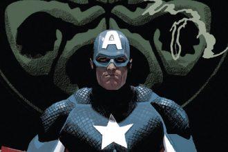 kapitan ameryka komiks recenzja