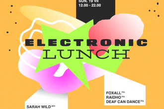 lato na pradze electronic lunch