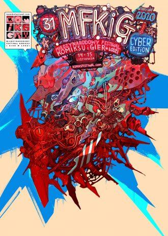 wirtualny festiwal komiksu