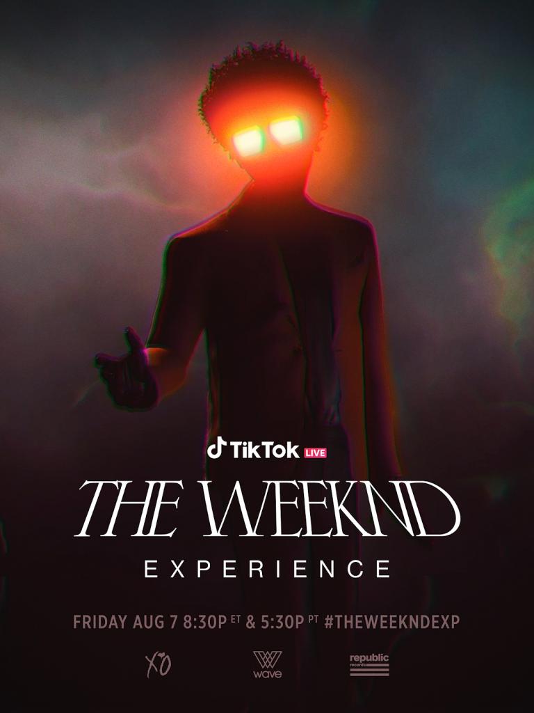 koncert the weeknd na tiktoku