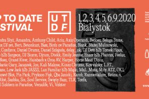 PEŁNY LINE-UP UP TO DATE FESTIVAL 2020