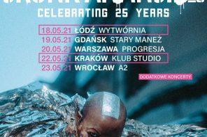 SKUNK ANANSIE w Polsce – nowe daty i dwa dodatkowe koncerty!