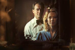 """Idealne życie to idealna pułapka!  Jude Law i Carrie Coon w thrillerze """"Gniazdo"""" w kinach od 9 października"""