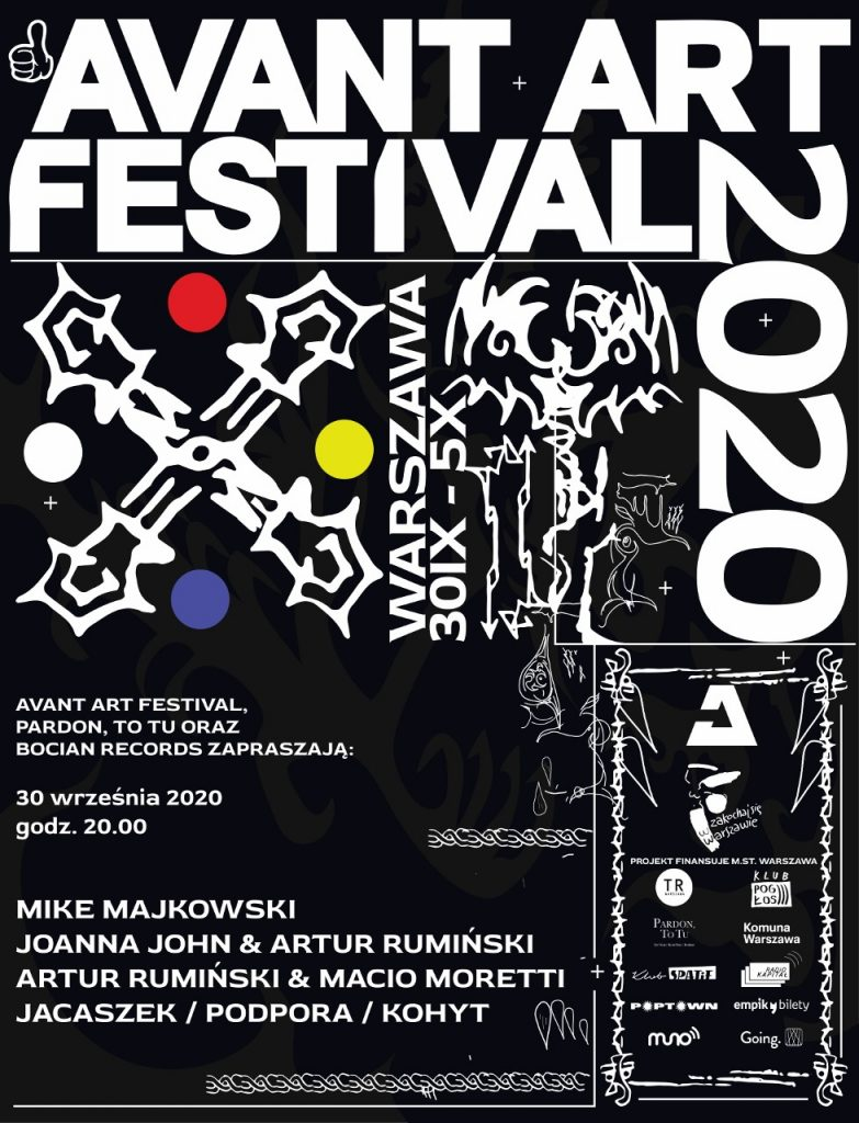 festiwal avant art 2020