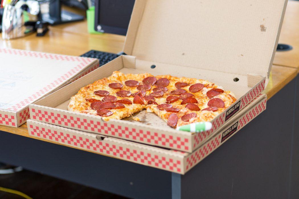 pudełka po pizzy recykling