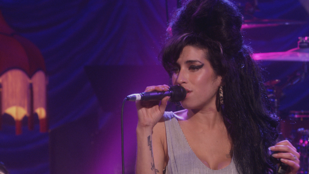 Amy Winehouse sundance tv