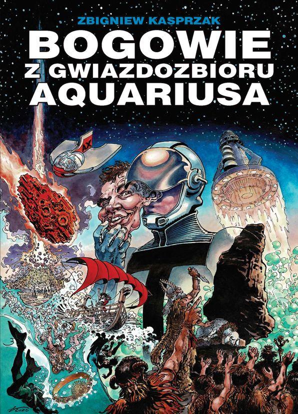 Bogowie z gwiazdozbioru Aquariusa recenzja