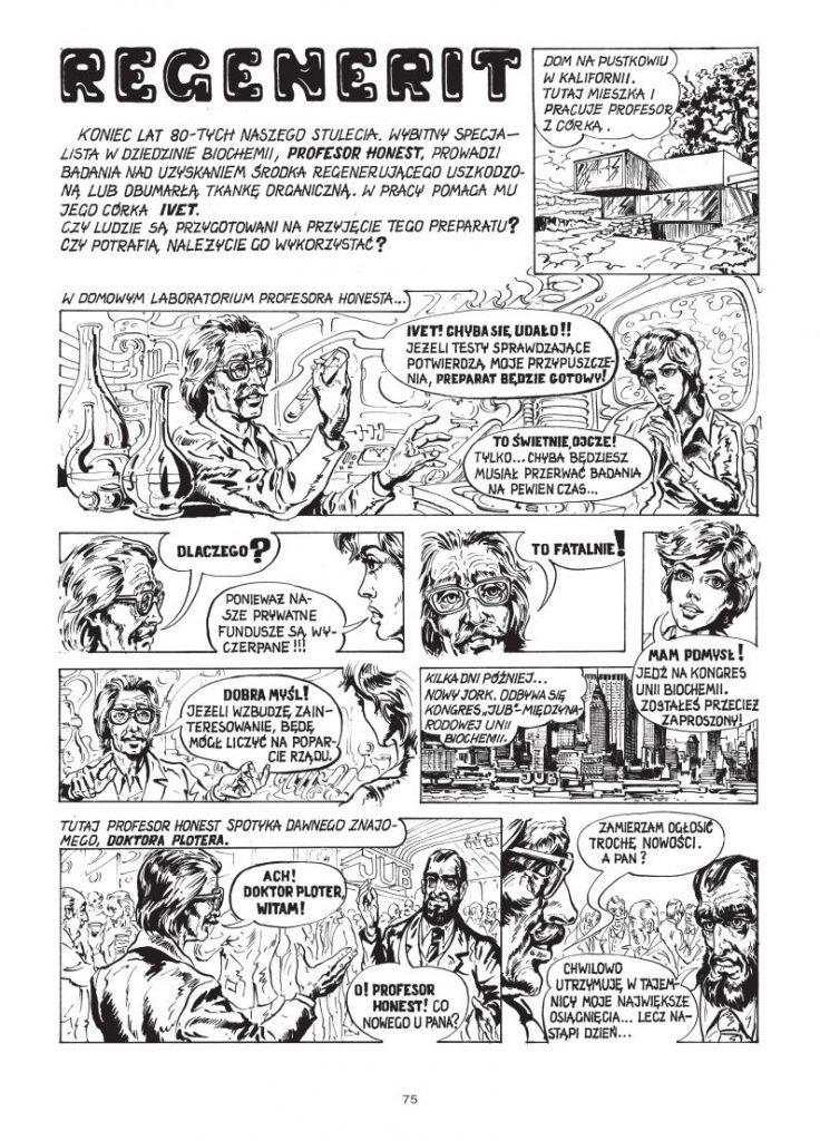 Bogowie z gwiazdozbioru Aquariusa recenzja komiksu