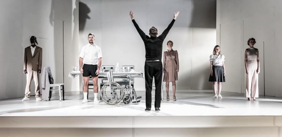 Mein Kampf teatr powszechny