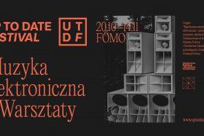 Muzyka elektroniczna - warsztaty z Up To Date Festival