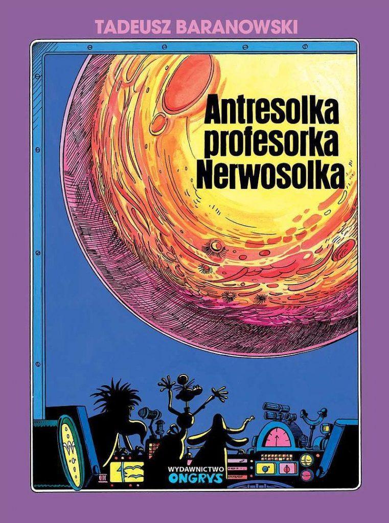 Antresolka-Profesorka-Nerwosolka recenzja
