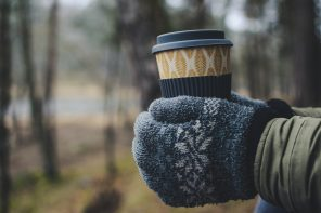 rękawiczki sterowane smartfonem