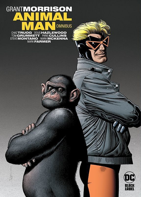 Animal Man komiks