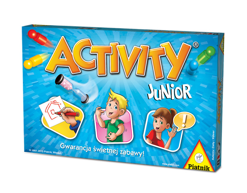 piatnik aktivity junior