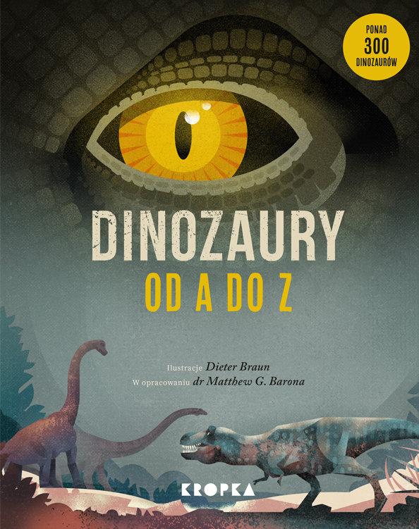dinozaury-od-a-do-z książka